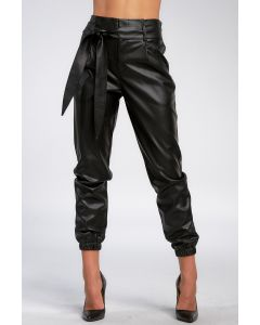 Elan Faux Leather Pants