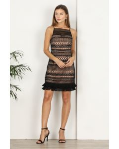 Adelyn Rae Valentina Lace Dress