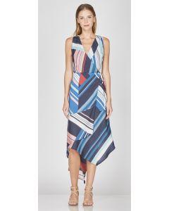 Adelyn Rae Laney Wrap Dress