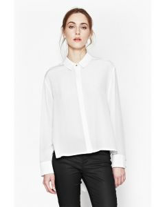 French Connection Super Silk Blouse