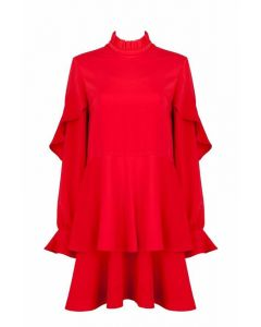 Jovonna London Izzah Red Dress
