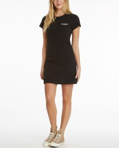 Juicy Couture Black Fleece Dress