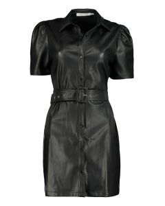 Bishop + Young Morgan Faux Leather Dress