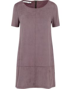 Bishop + Young Ivy Mauve Shift Dress