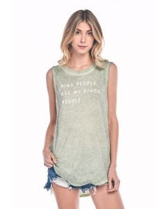 Knit Riot Kind People Are My Kinda People T-Shirt