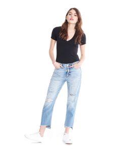 Comune Laguna Boyfriend Destructive Jeans