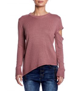 SEN Supreme Asymmetric Sweater