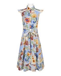 Tahari ASL Floral Dress