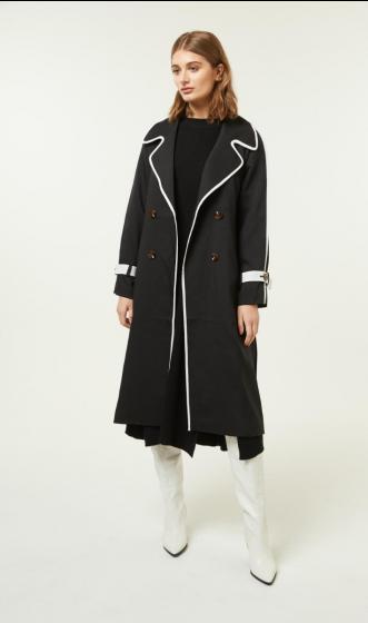 Jovonna London Destination Trench Coat