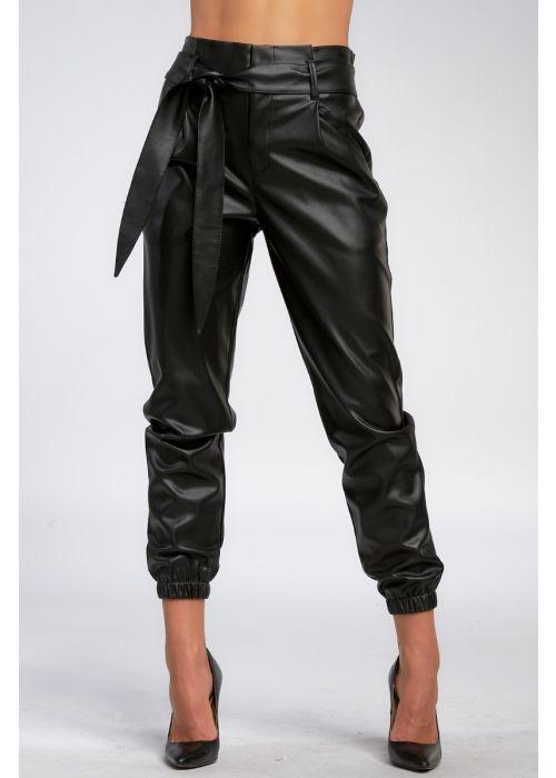 Elan Faux Leather Pants
