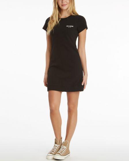 Juicy Couture Black Fleece Dress