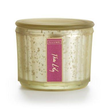 ILLUME Thai Lilly Lustre Jar Candle
