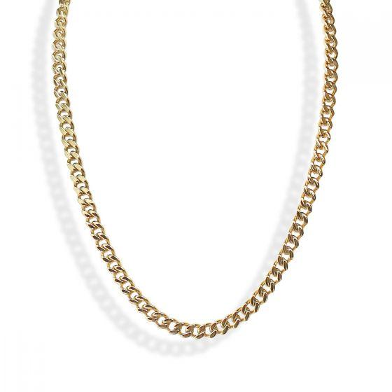 Liza Schwartz Curb Chain Necklace
