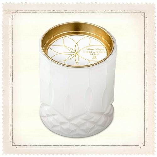 Skeem Axiom White Hydrangea Jar Candle