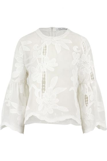 Bishop + Young Palermo Flare Sleeve Top